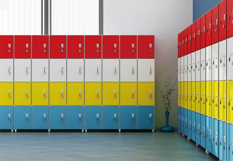 抗倍特板储物柜-成品4