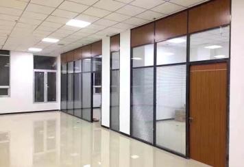 珠海办公室玻璃隔断