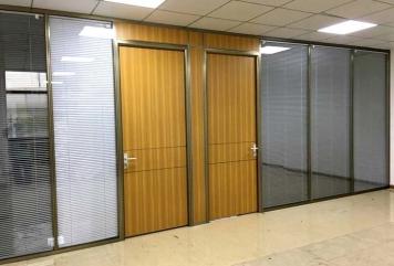 珠海办公室玻璃隔断厂家