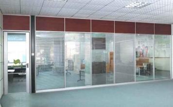 惠州玻璃隔断