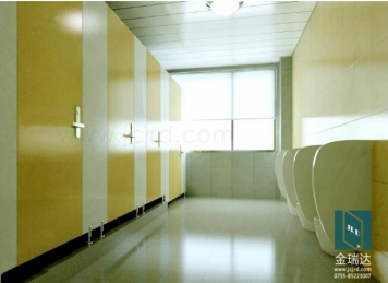 洗手间隔断设计