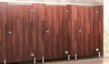 防水树脂板卫生间隔断